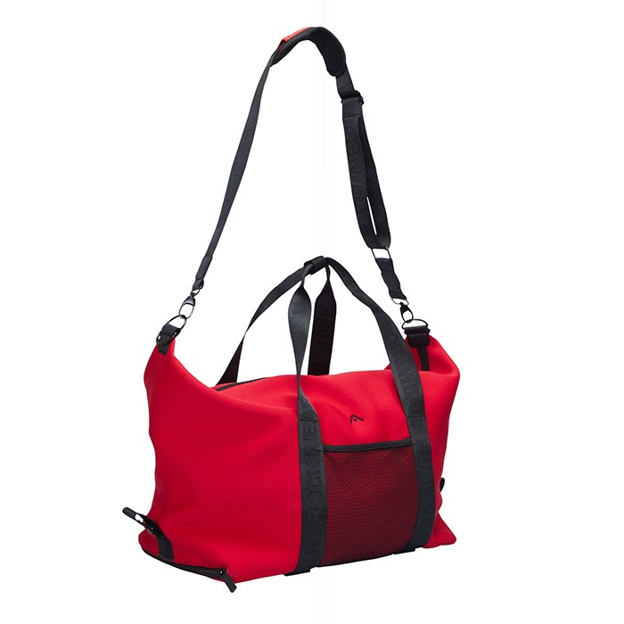RED STRAP DUFFLE BAG_R163ABG003.RED
