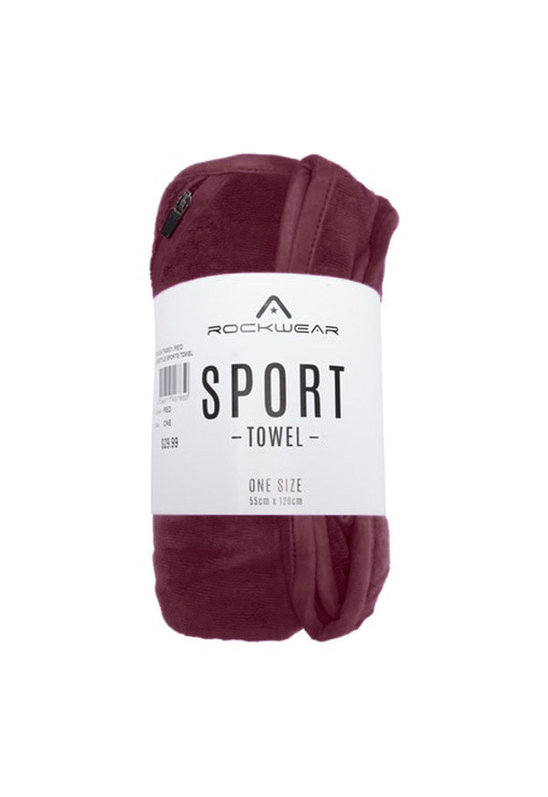 LIFESTYLE SPORTS TOWEL_R153ATW001.GARN